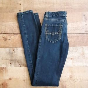 Mossimo Junior Skinny Jeans 1L Fits 6